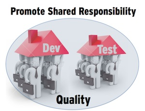 Shared responsibilit for quality