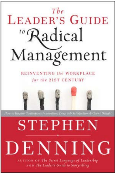 Leaders Guide to Radical Management